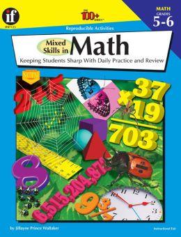 Mixed Skills in Math, Grades 5-6