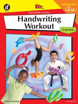 Handwriting Workout: Cursive