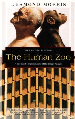 Human Zoo: A Zoologist's Study of the Urban Animal