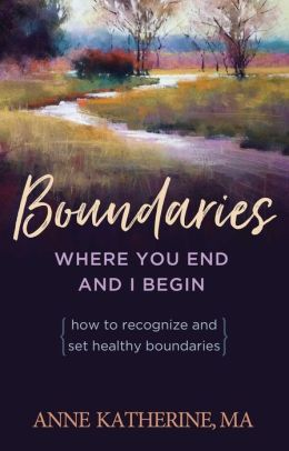 Boundaries Where You End and I Began