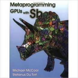 Metaprogramming GPUs with Sh