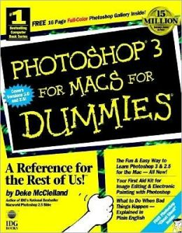 Photoshop 3 for Macs for Dummies