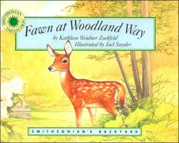 Fawn at Woodland Way (Smithsonian's Backyard Series)