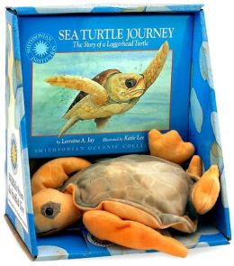 Sea Turtle Journey: The Story of a Loggerhead Turtle (Smithsonian Oceanic Collection Series)