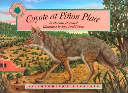 Coyote at Pinon Place (Smithsonian's Backyard Series)