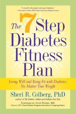 7 step diabetes fitness plan layout