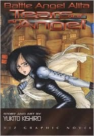 Battle Angel Alita, Volume 2: Tears of an Angel