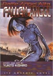 Battle Angel Alita, Volume 8: Fallen Angel
