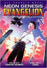 Neon Genesis Evangelion: Special Collector's Edition, Vol. 5
