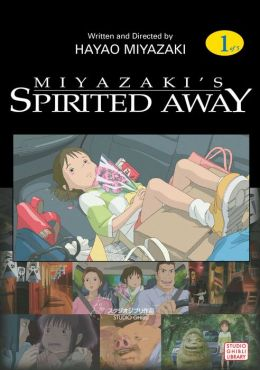 Spirited Away, Volume 1