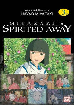 Spirited Away, Volume 3