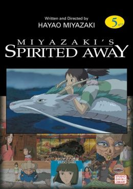 Spirited Away, Volume 5