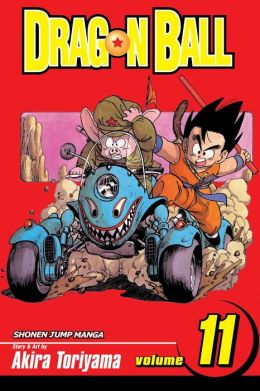 Dragon Ball, Volume 11: The Eyes of Tenshinhan