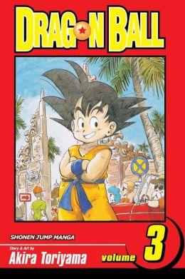 Dragon Ball, Volume 3: The Training of Kame-Sen'nin