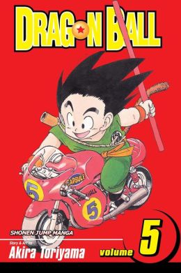 Dragon Ball, Volume 5: The Red Ribbon Army