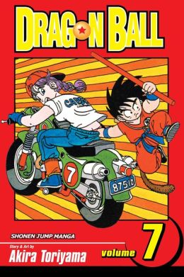 Dragon Ball, Volume 7: General Blue and the Pirate Treasure