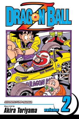 Dragon Ball Z, Volume 2: The Lord of Worlds