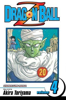 Dragon Ball Z, Volume 4: Goku vs. Vegeta