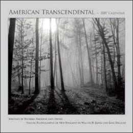 American Transcendental: 2007 Calendar