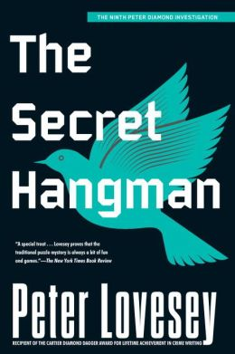 The Secret Hangman (Peter Diamond Series #9)