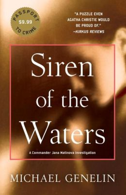 Siren of the Waters (Commander Jana Mantinova Series #1)