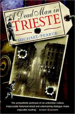 A Dead Man in Trieste (Sandor Seymour Series #1)