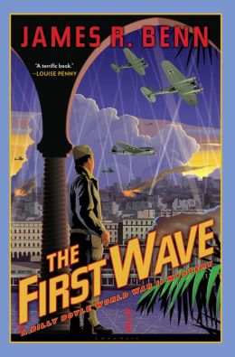 The First Wave (Billy Boyle World War II Mystery Series #2)