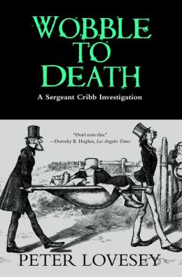 Wobble to Death (Sergeant Cribb Series #1)