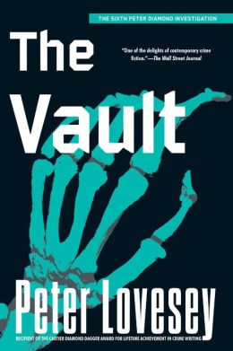 The Vault (Peter Diamond Series #6)
