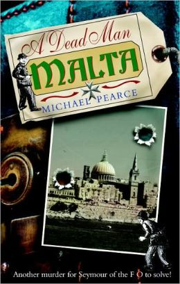 A Dead Man in Malta (Sandor Seymour Series #7)
