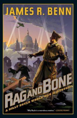 Rag and Bone (Billy Boyle World War II Mystery Series #5)