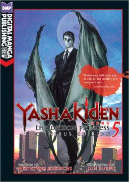 Yashakiden: The Demon Princess, Volume 5 (Novel)