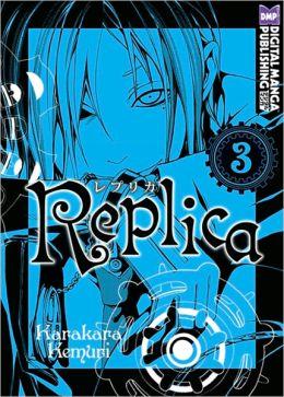 Replica, Volume 3 (Manga)