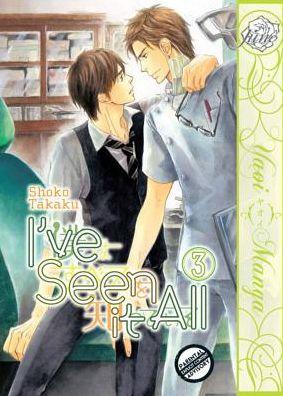 I've Seen It All, Volume 3 (Yaoi Manga)