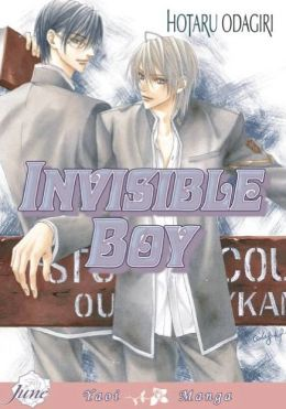 Invisible Boy, Volume 2 (Yaoi)