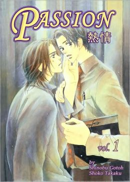 Passion, Volume 1 (Yaoi)