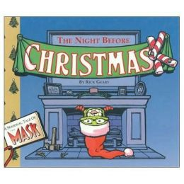 Mask: The Night before Christmas Book