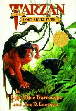 Edgar Rice Burroughs' Tarzan: The Lost Adventure