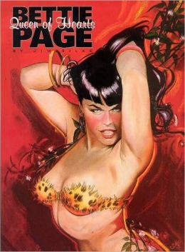 Bettie Page: Queen of Hearts