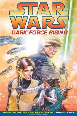 Star Wars The Thrawn Trilogy Graphic Novel #2: Dark Force Rising