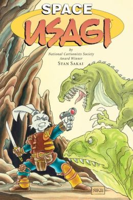Usagi Yojimbo: Space Usagi