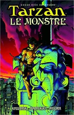 Edgar Rice Burroughs' Tarzan: Le Monstre