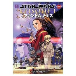 Star Wars: Episode I The Phantom Menace Manga, Volume 1