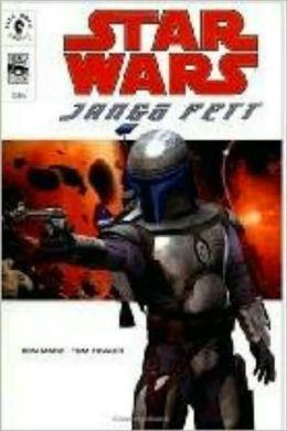 Star Wars: Jango Fett