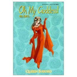 Oh My Goddess!, Volume 14: Queen Sayoko