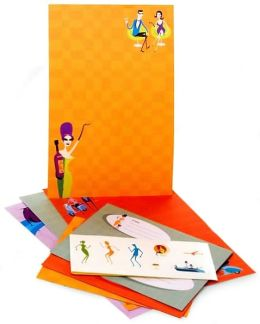 Dark Horse Deluxe Stationery Exotique: Shag's Supersonic