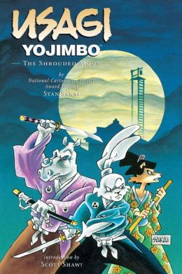 Usagi Yojimbo Volume 16: The Shrouded Moon