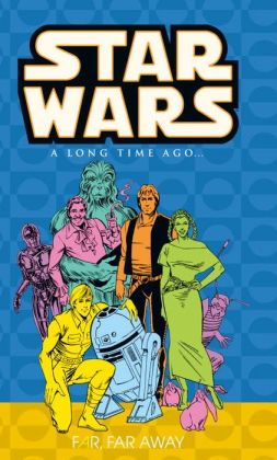 Star Wars: A Long Time Ago, Volume 7: Far, Far Away