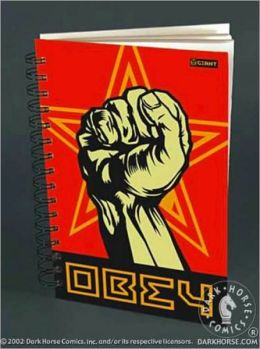 Shepard Fairey OBEY Journal