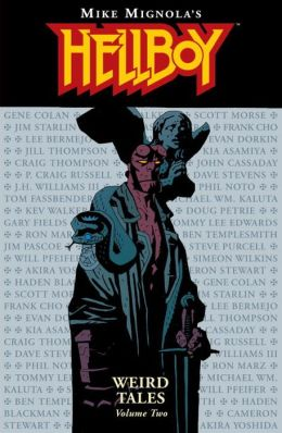 Hellboy: Weird Tales, Volume 2